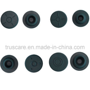 Butyl Rubber Stopper for Antibiotic Bottle pictures & photos