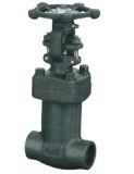 Forged Steel Bellow Seal Gate Valve pictures & photos
