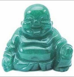 Gemstone Sitting Buddha (GB03)