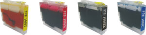 Ink Cartridge (LC51/57/960/1000BK/C/M/Y)