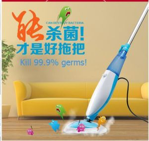 1300W Steam Mop with LED (KB-Q1407) pictures & photos