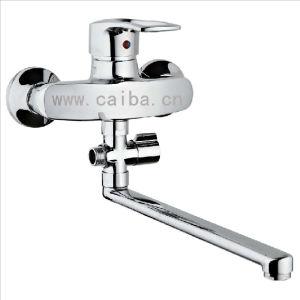 New Design Chrome Bath-Shower Faucet (CB16203A) pictures & photos