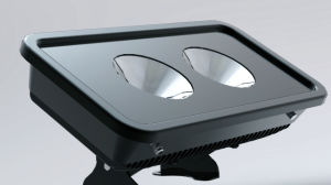 LED Flood Light 160W with 17000lm with Narrow Beam Angle pictures & photos