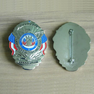 Metal Military Badge (ASNY-JL-police badge-13051304) pictures & photos