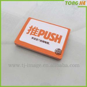 Cmyk Digital Color Printing Interior Signage 3m Vinyl Sticker pictures & photos
