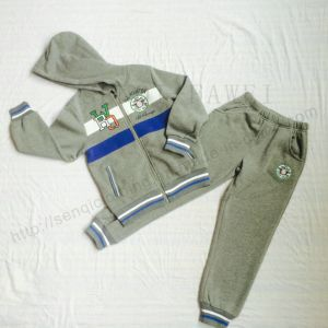 Fashion New Style Boy Sport Suit in Kids Clothes Sq-6714 pictures & photos