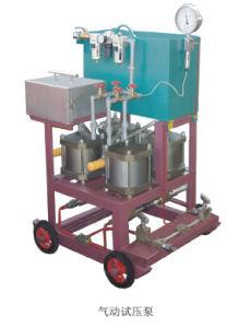 Pump for Pressure Testing