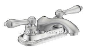 "4""High Quality Lavatory (Bathroom Sink) Faucet (E-19) pictures & photos"