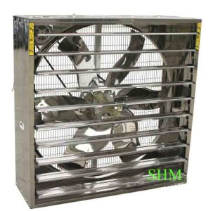 Poultry Fan with Ss430 for Greenhouse House and Factory