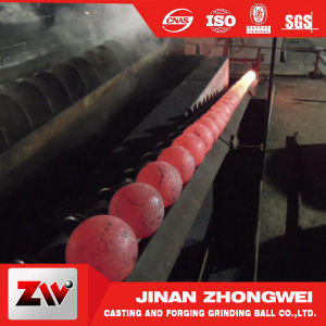 2017 China Grinding Steel Balls Forged Balls pictures & photos