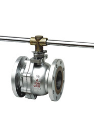 Two Pieces Floating Ball Valve pictures & photos