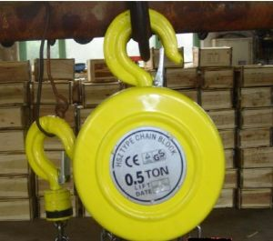 Hand Chain / Chain Pulley Hoist (HSZ)