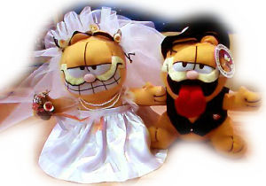 Wedding Soft Toy(YP090901-05)