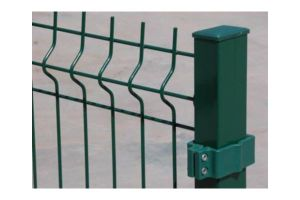 Plain Weave Security Wire Mesh Fence