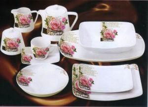 Heat Resistant Opalware Dinnerset (E8-30903)