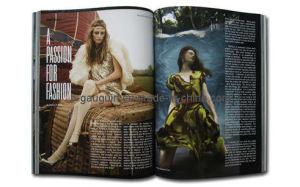 Fashion Magazine Printing With High Quality