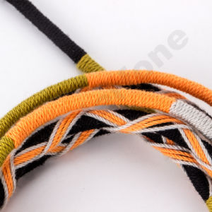Creative Handmade Waven Headphones for All Mobile Phone pictures & photos
