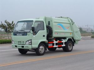 Garbage Truck (5m-24m3) pictures & photos