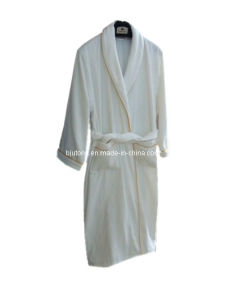 100% Cotton Velour Bath Robes pictures & photos