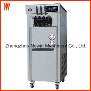 16-22L/H Vertical Soft Serve Ice Cream Machine pictures & photos