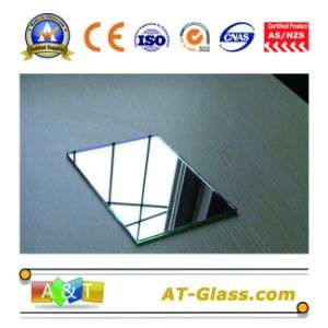 3mm 4mm Silver Mirror/Glass Mirror/Silvered Mirror/Silver Coated Mirror pictures & photos