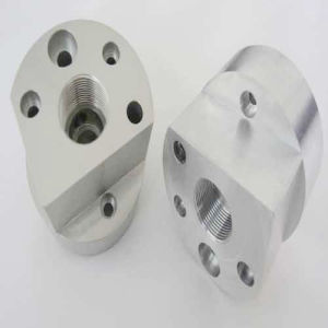 Aluminum Spare Parts for Medical Equipment Used