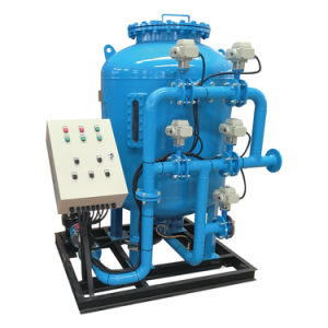 Industrial Recycling Sand Filter Water Filtration System pictures & photos