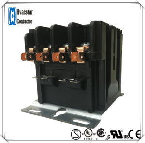Great Reliability Ingenious Design 240V 30A 4p AC Contactor pictures & photos