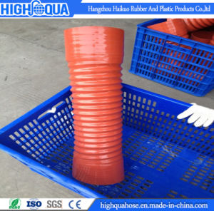 Best Quality Smooth Surface Steel Wire Hump Silicone Hose pictures & photos