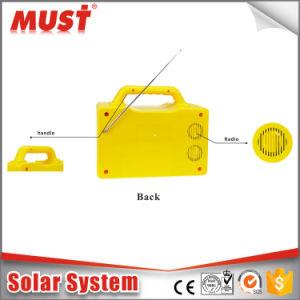 LED 3W 10W 20W 30W 9V 18V Mini Solar System pictures & photos