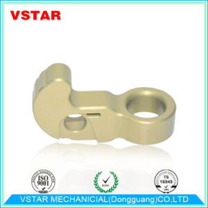 High Precision Brass Part by CNC Machining for Food Equipment with FDA pictures & photos