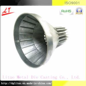 Pressure Metals Die Casting Lamp Parts Aluminium Alloy pictures & photos