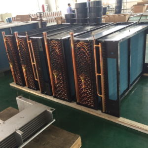 Large Size High Performance Fin Coils for Industrial Refrigeration Equipment pictures & photos