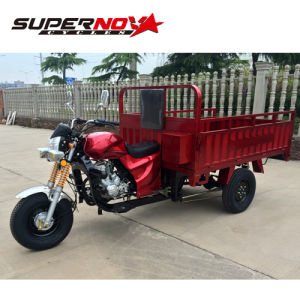 200cc EEC Cargo Tricycle with Air Cooling for Shipment pictures & photos