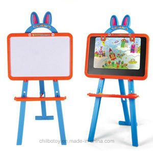 Multifunction Plastic Education Drawing Board for Kids pictures & photos