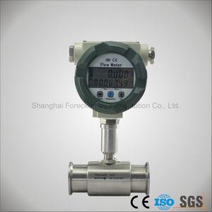 Intelligent Turbine Flow Meter Water Flow Meter Milk Flow Meter (JH-LWGY-T) pictures & photos