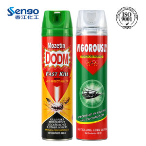 Fast Kill Oil Base Aerosol Insecticide with Effective Kill pictures & photos