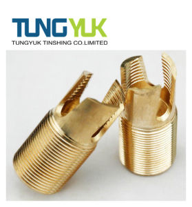 Factory Customized CNC Machining Parts with Brass pictures & photos