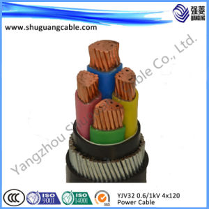 Flame Retardant PVC Insulated and Sheathed Control Cable pictures & photos