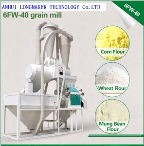 Grain Mill Maize Corn Milling Machine for Flour pictures & photos