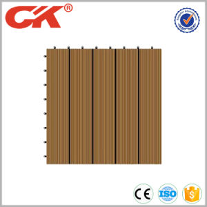 500X500X25 WPC/ Wood Plastic Composite DIY Floor pictures & photos