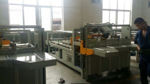 Semi-Auto Carton Gluer Machine, Carton Machine pictures & photos