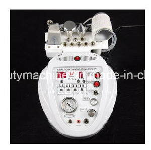 Ultrasound Diamond Dermabrasion Machine, Skin Scrubber for Acne Removal pictures & photos