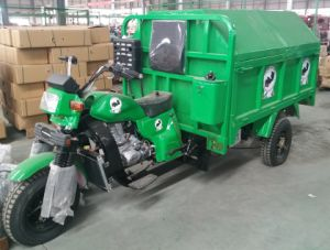 China Garbage Truck, 3 Wheelers, 2000kg Loading pictures & photos