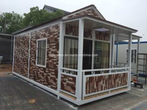 Confortable Living Mobile Prefabricated/Prefab House/ Villa for Holidays pictures & photos