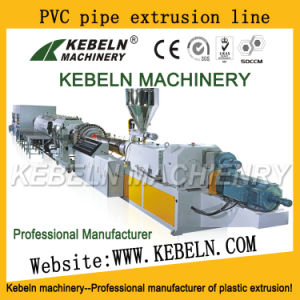 PVC Pipe Machine/ UPVC Pipe Extrusion Machine/CPVC Pipe pictures & photos