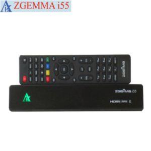 Worldwide Internet IPTV Box Zgemma I55 High CPU Linux OS Enigma2 Full 1080P USB WiFi Box pictures & photos