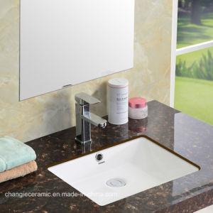 Classical Square Bathroom Ada Vessel Sink 1639# pictures & photos