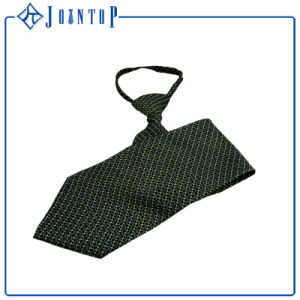 Fashion Custom Polyester Clip Tie for Men pictures & photos