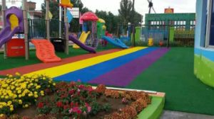 Football Court Artificial Turf Grass pictures & photos
